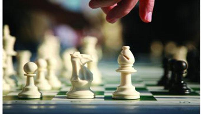 【舒雅教育】国际象棋课